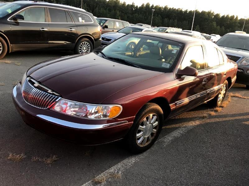 Lincoln Continental  2001