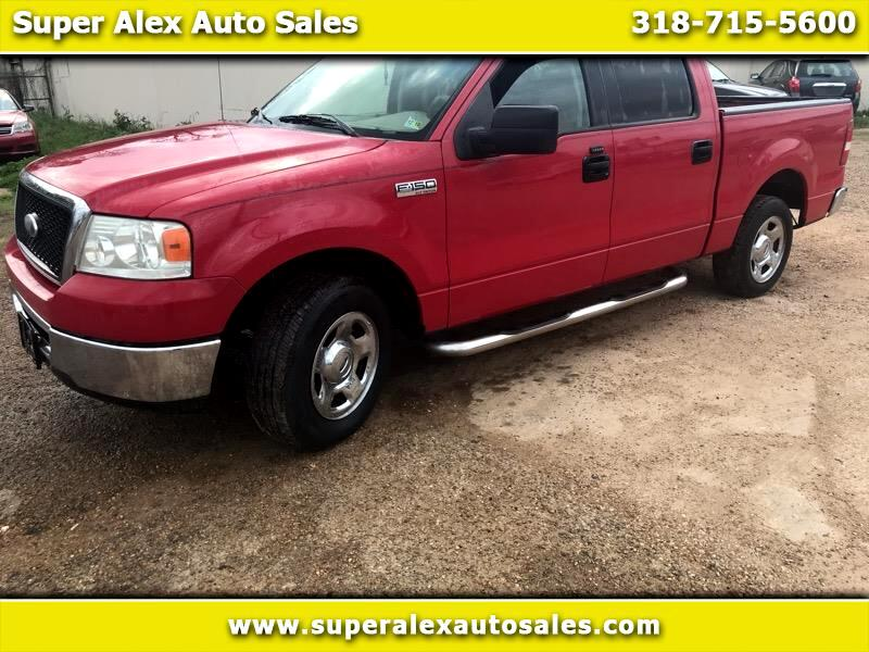 "2007 Ford F-150 2WD SuperCrew 139"" XLT"