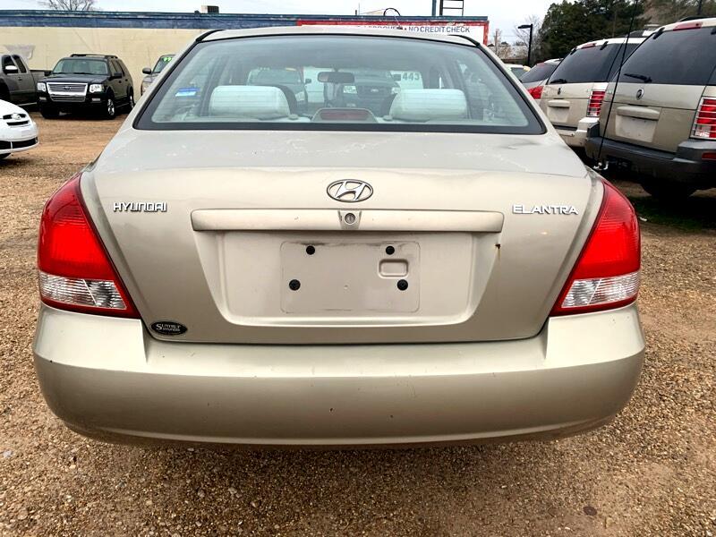 Hyundai Elantra GLS 2003