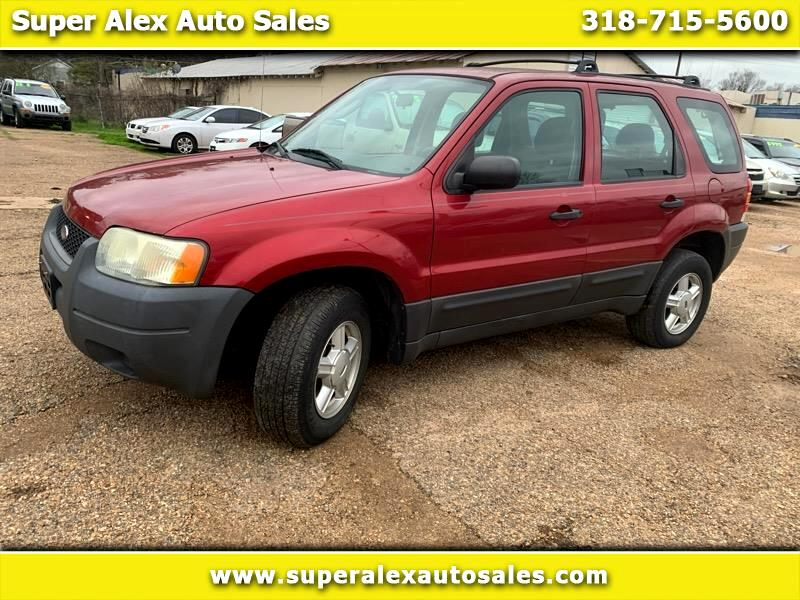 Ford Escape XLS 2WD 2004