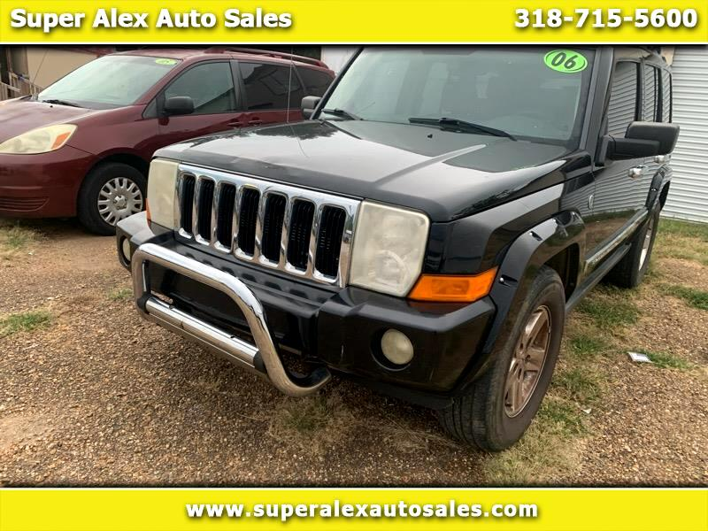 Jeep Commander Limited 4WD 2006