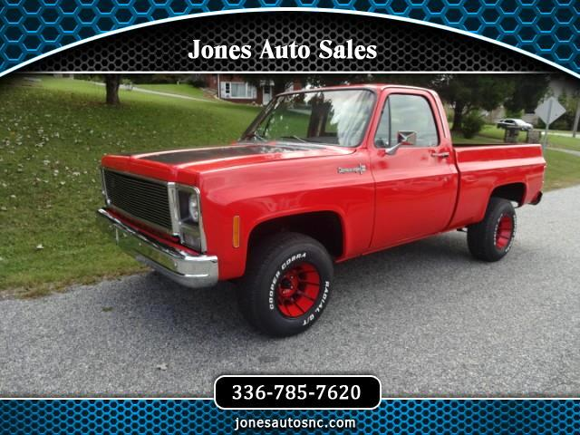 1979 Chevrolet Trucks Pickup