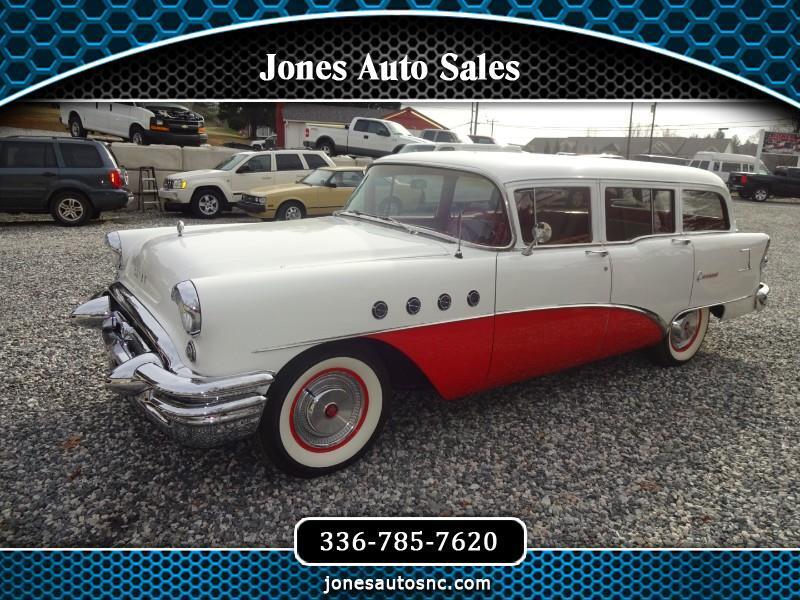 1955 Buick Century Wagon
