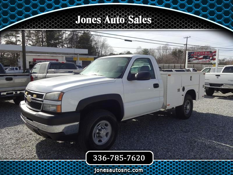 2006 Chevrolet Silverado 2500HD HEAVY DUTY