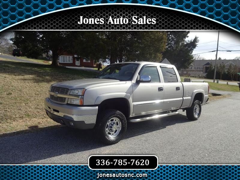 2004 Chevrolet Silverado 2500HD HEAVY DUTY