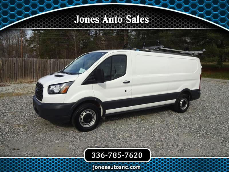 """2018 Ford Transit T-150 148"""" Low Rf 8600 GVWR Swing-Out RH Dr"""