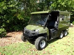 2012 Polaris Ranger 800 XP