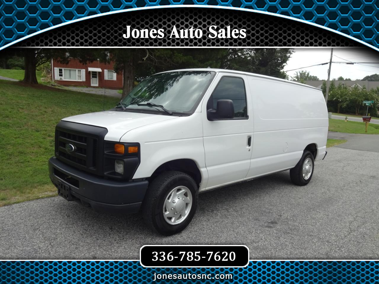 2010 Ford Econoline Cargo Van E-150 Recreational