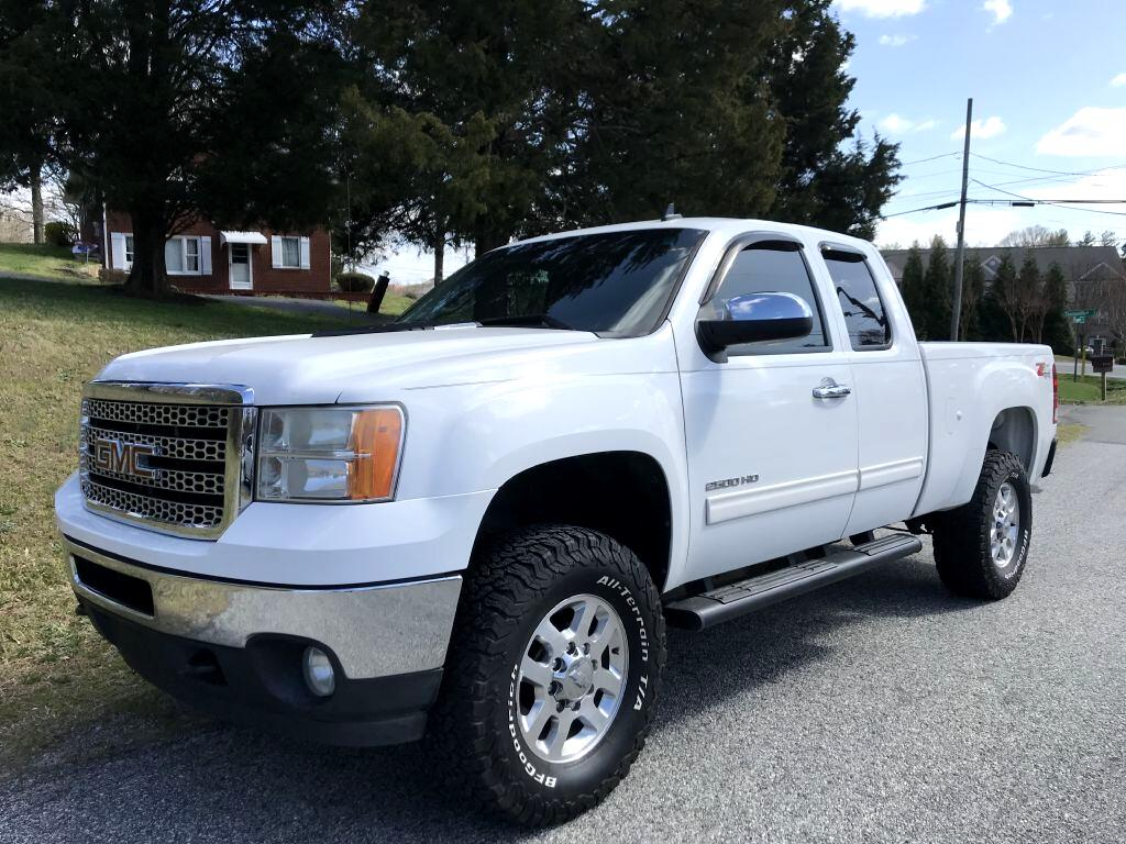 2011 GMC Sierra 2500HD 2500 SLE