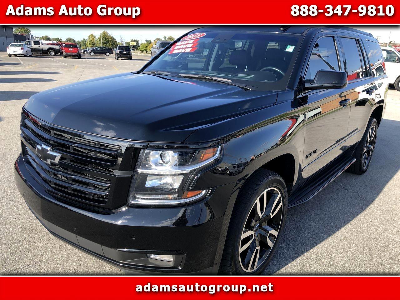 Chevrolet Tahoe 4WD 4dr Premier 2018