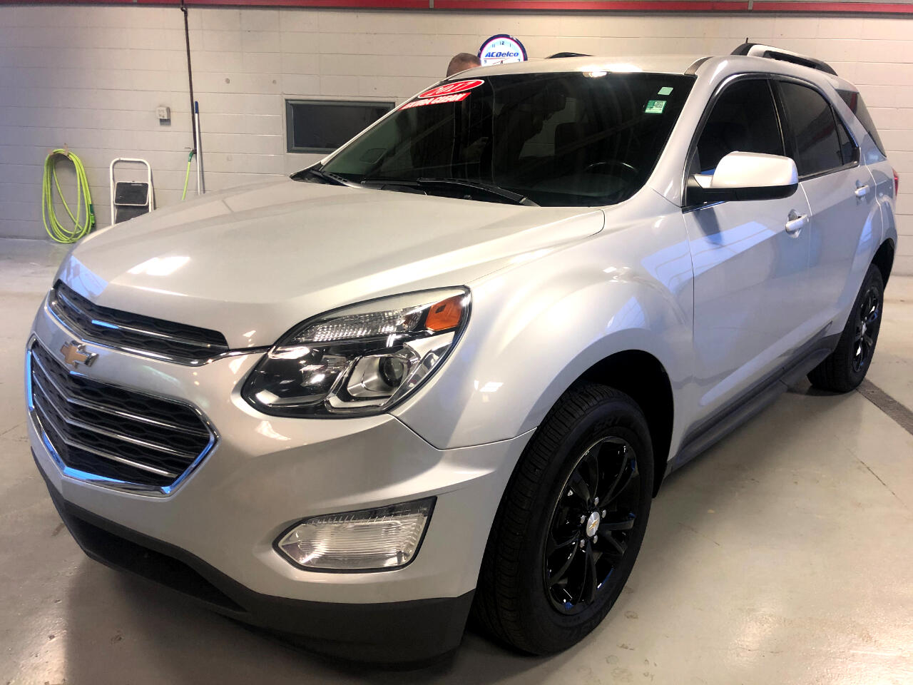 Chevrolet Equinox FWD 4dr LT w/1LT 2017