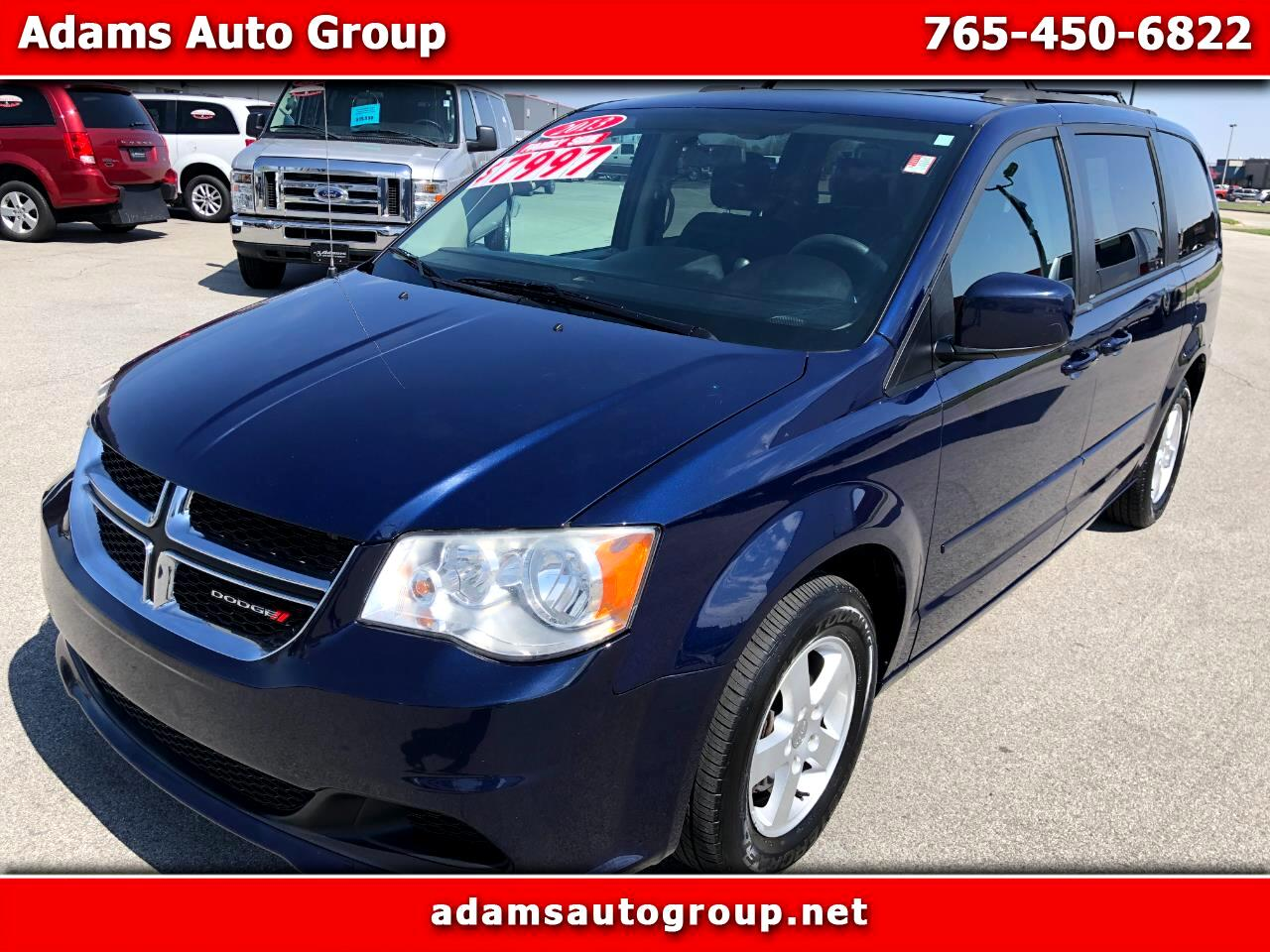 Dodge Grand Caravan 4dr Wgn SXT 2013