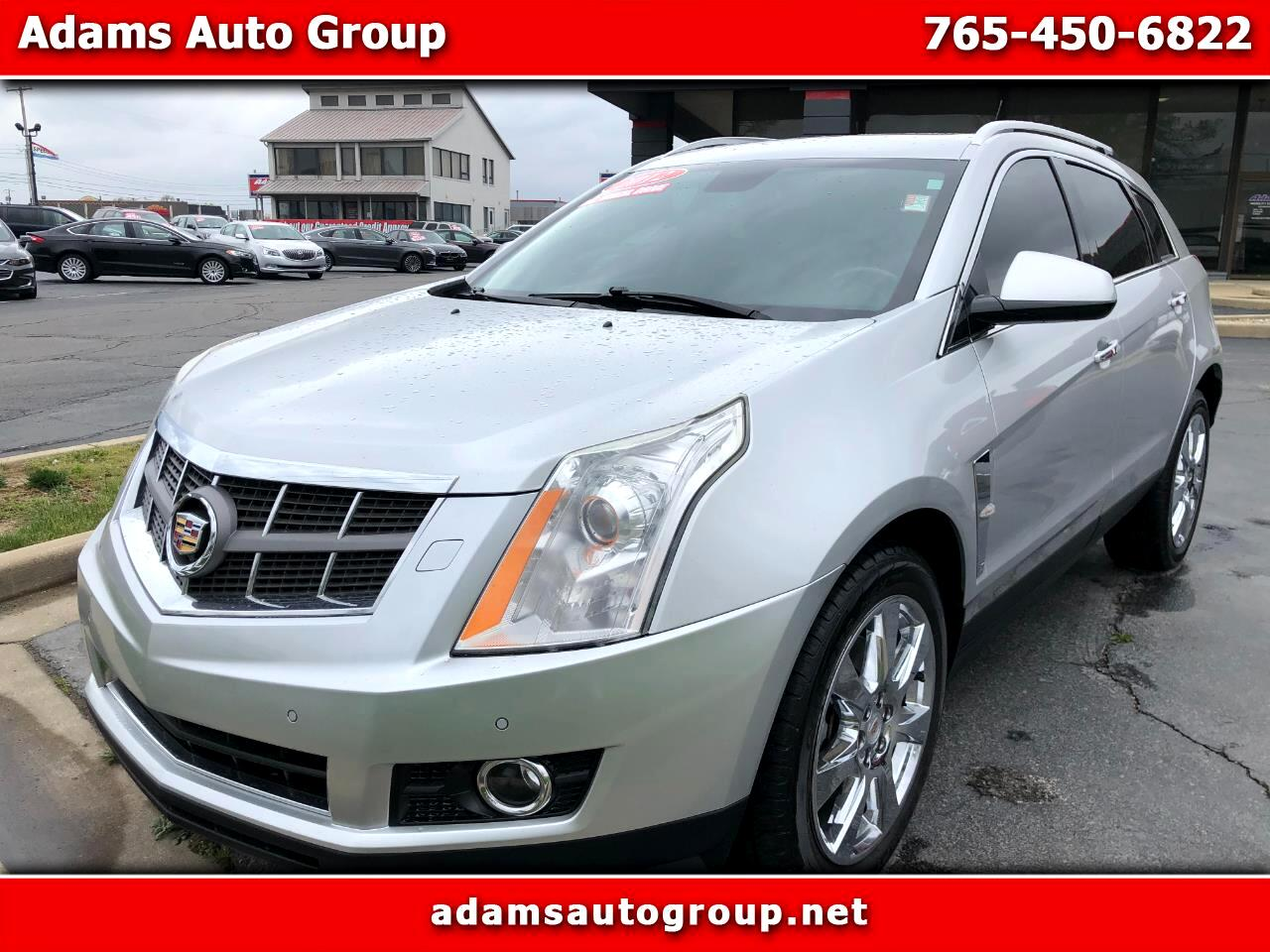 Cadillac SRX AWD 4dr Premium Collection 2012