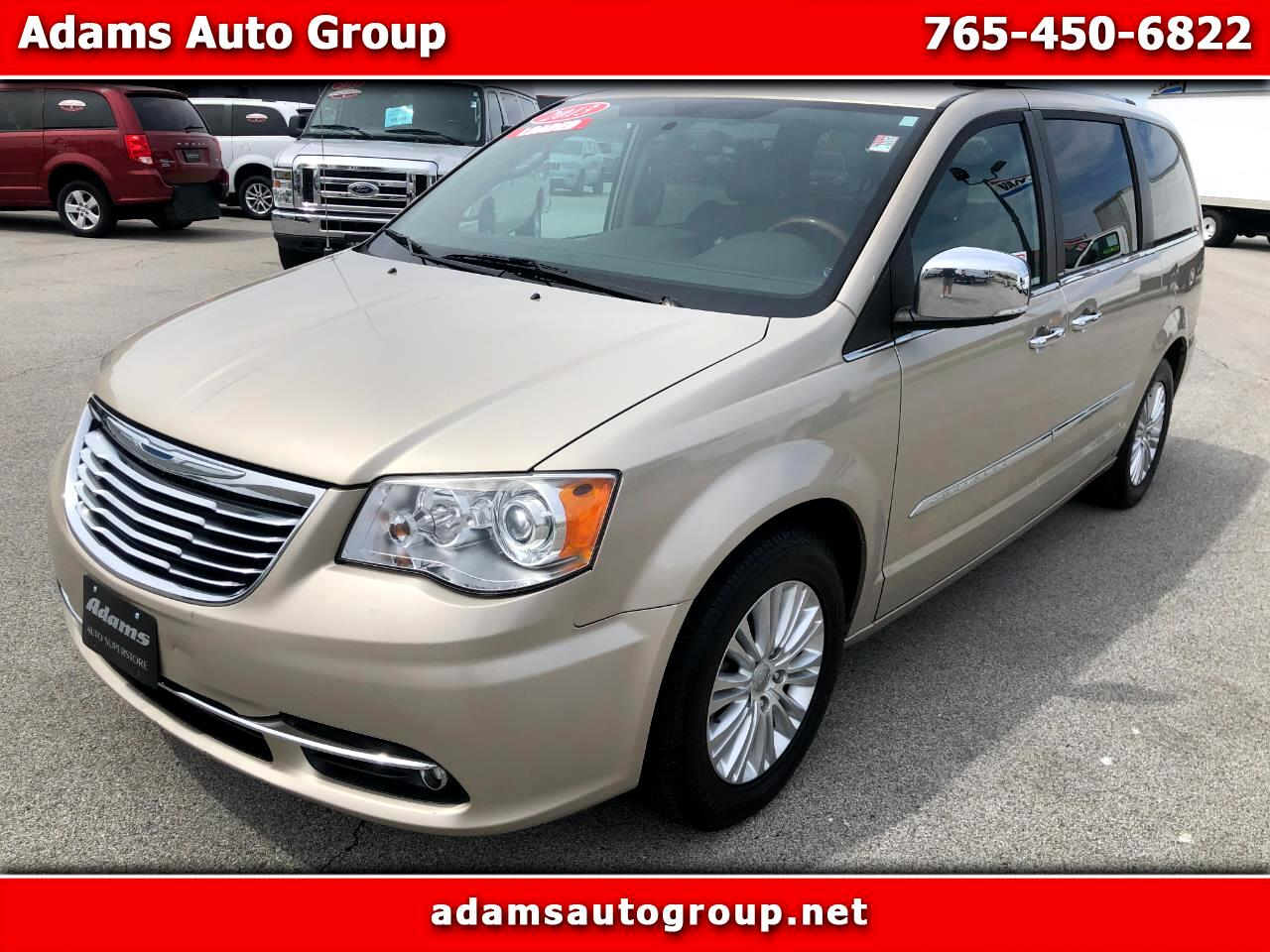 Chrysler Town & Country 4dr Wgn Limited 2013