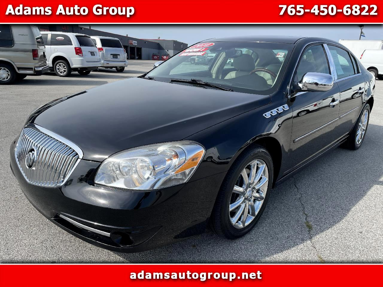 Buick Lucerne 4dr Sdn Super 1XS 2010
