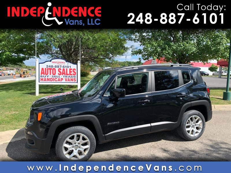 2017 Jeep Renegade 4WD 4dr Latitude