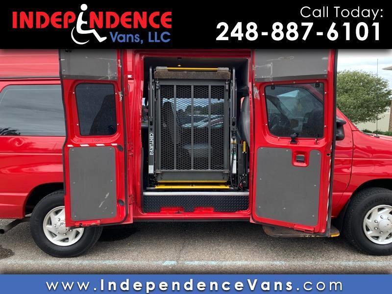 2012 Ford Econoline Cargo Van E-250 Ext Recreational