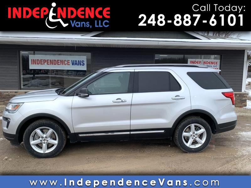 Ford Explorer XLT FWD 2019