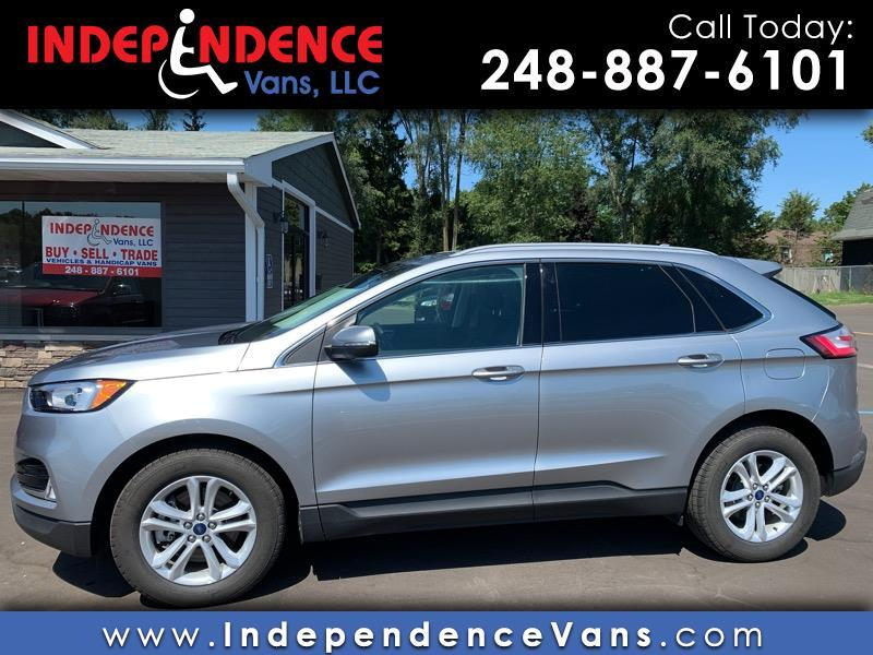 Ford Edge 4dr SEL AWD 2020