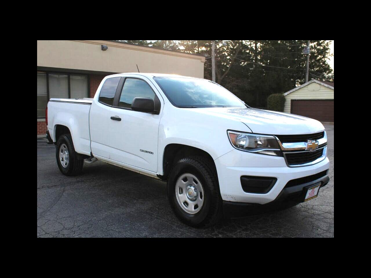 Used Chevrolet Colorado Summit Il