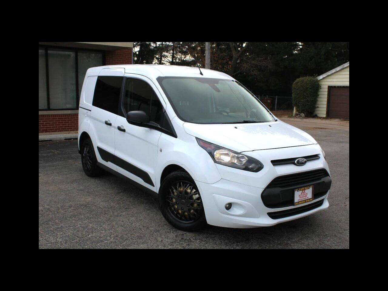 Ford Transit Connect SWB XLT 2015