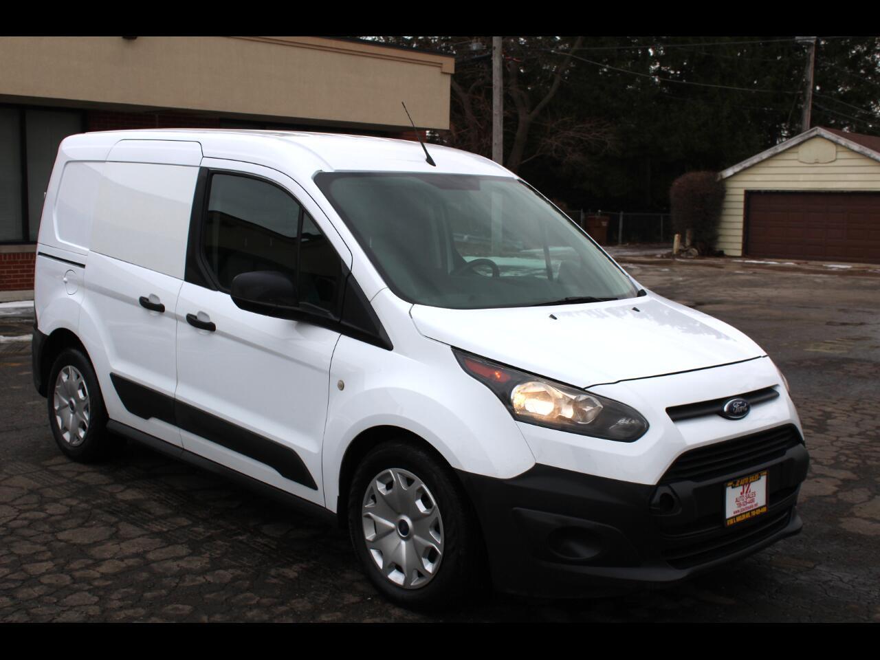Ford Transit Connect SWB XL 2015