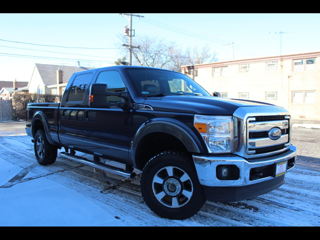 Used Ford Super Duty F 250 Srw Summit Il