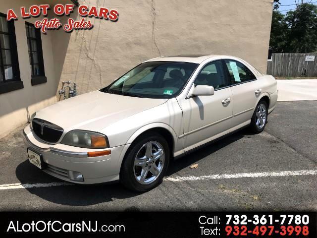 2002 Lincoln LS V8 Premium