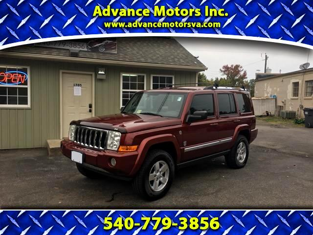 2008 Jeep Commander 4dr Limited 4WD