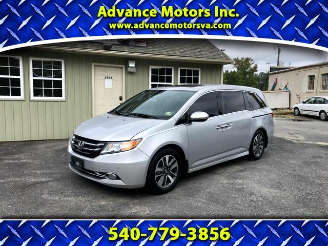 2014 Honda Odyssey Touring  w/ DVD and Navigation
