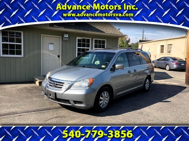 2010 Honda Odyssey EX-L w/ DVD and Navigation