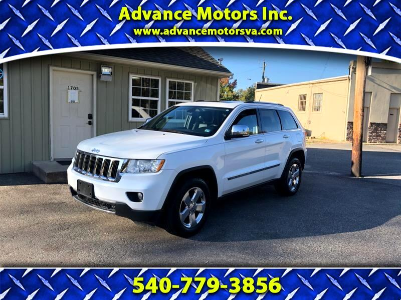 Jeep Grand Cherokee 4dr Limited 2013