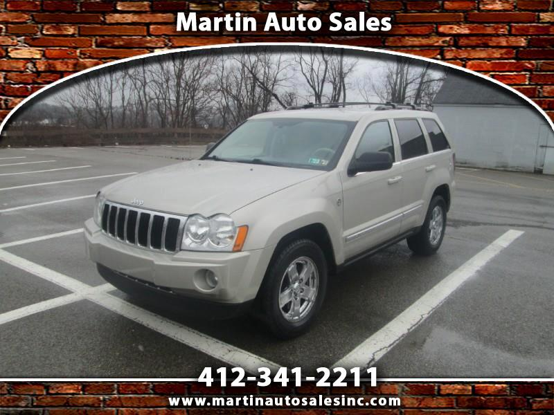 2007 Jeep Grand Cherokee Limited 4WD