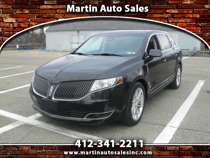 2013 Lincoln MKT 3.5L with EcoBoost AWD