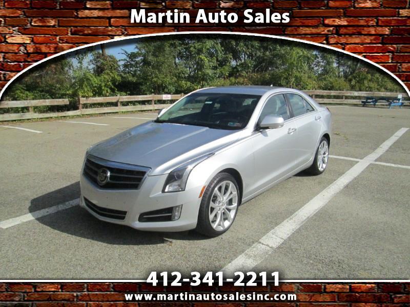 Cadillac ATS 3.6L Premium AWD 2014