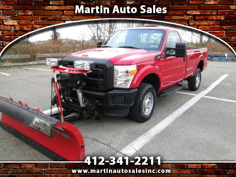 Ford F-350 SD XLT 4WD 2015