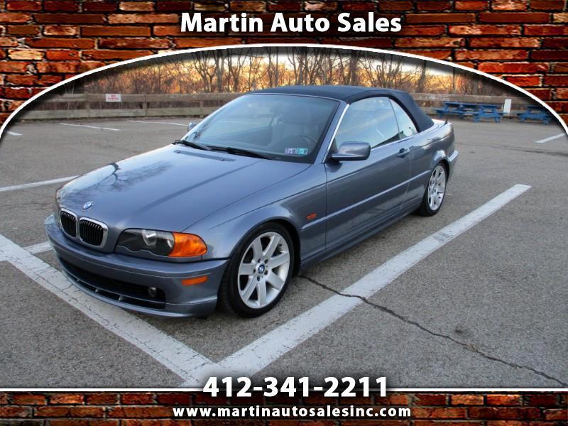 BMW 3-Series 323Ci Convertible 2000