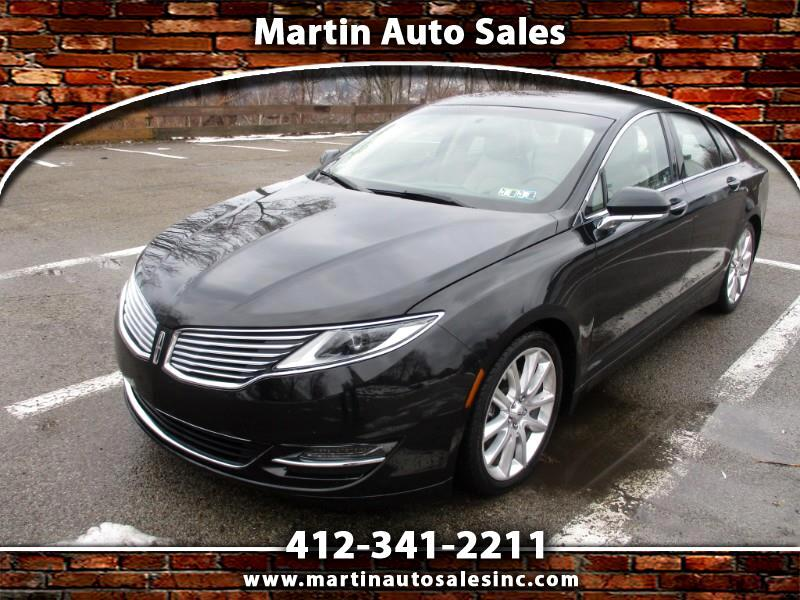 Lincoln MKZ FWD 2014