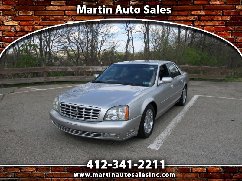 Cadillac DeVille DTS 2004