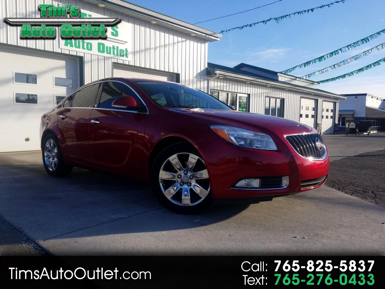 2013 Buick Regal 4dr Sdn Turbo Premium 1
