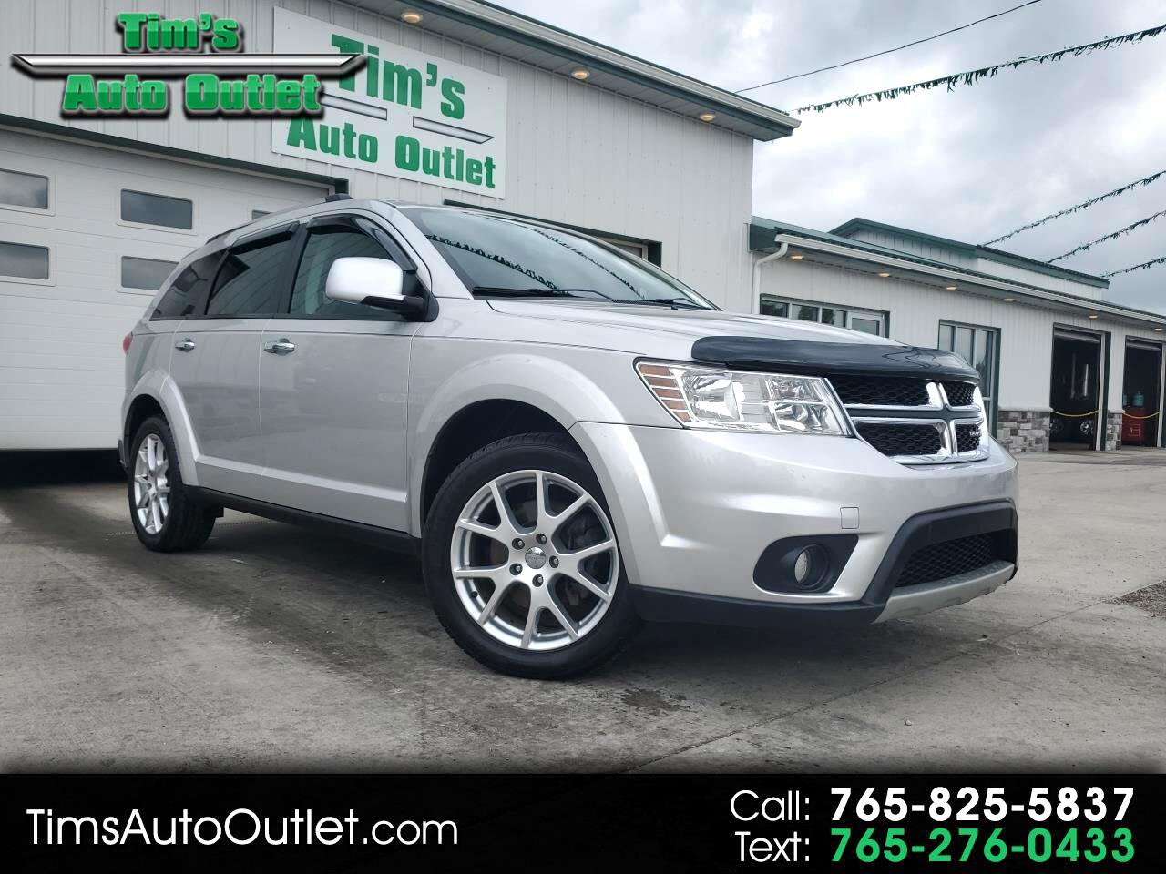 2013 Dodge Journey FWD 4dr Crew