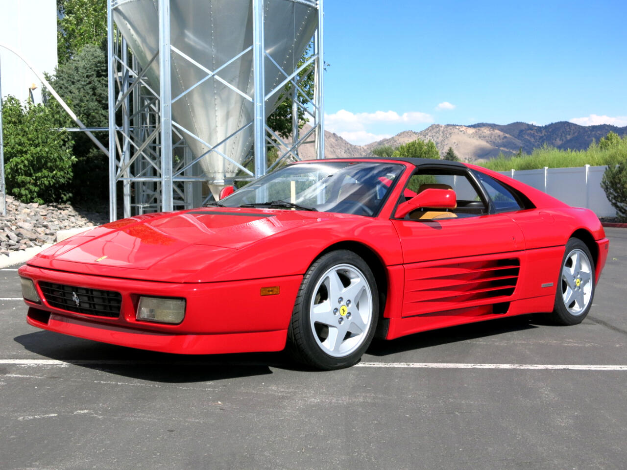 Ferrari 348TS  1990