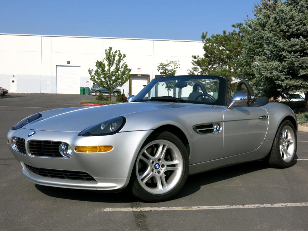 BMW Z8 Z8 2dr Roadster 2002