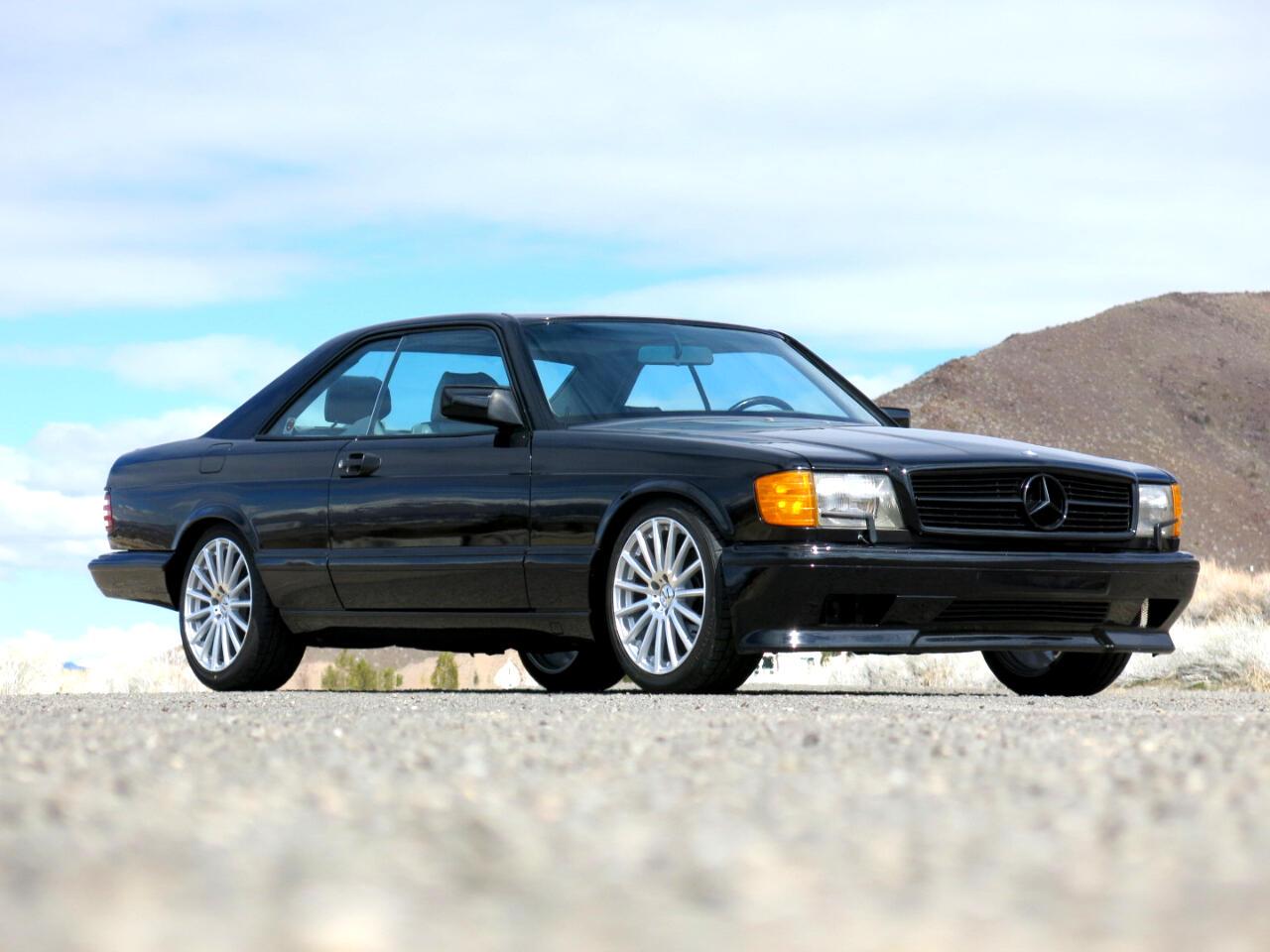 Mercedes-Benz 560-Class 560SEC 1989