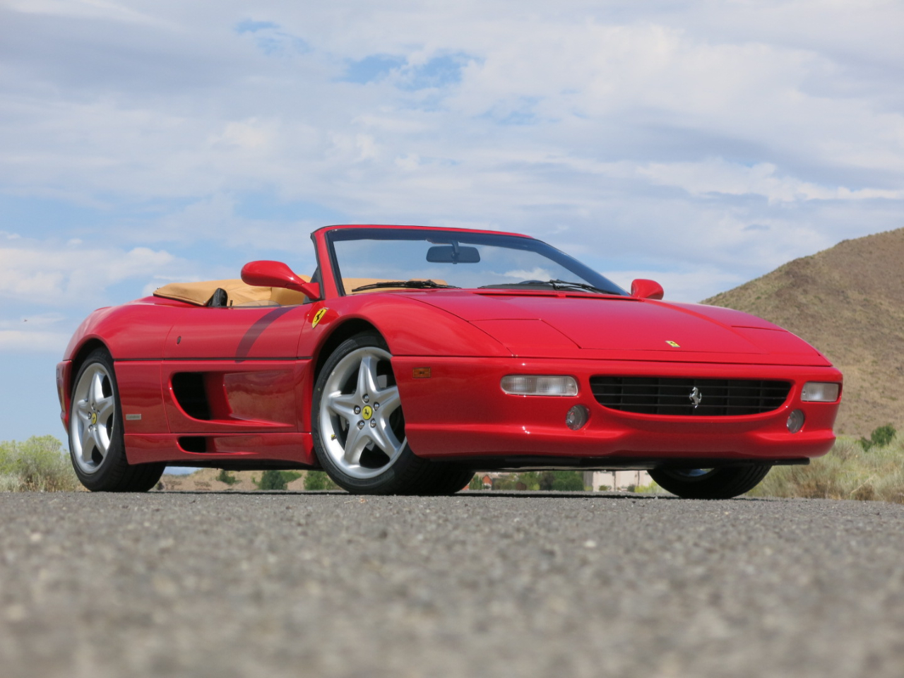 Ferrari F355 1998 for Sale in Reno, NV