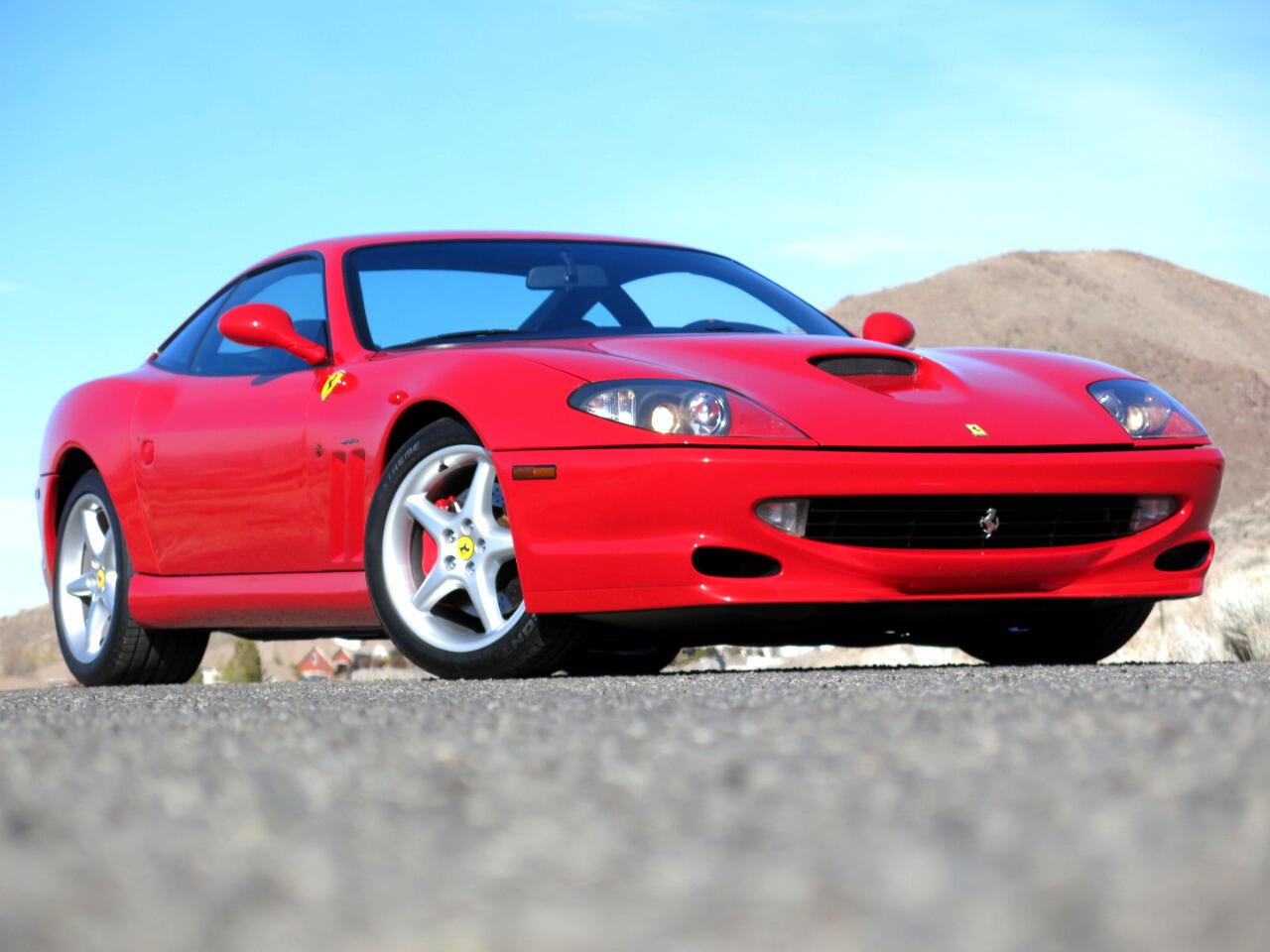 Ferrari 550 Maranello  1997