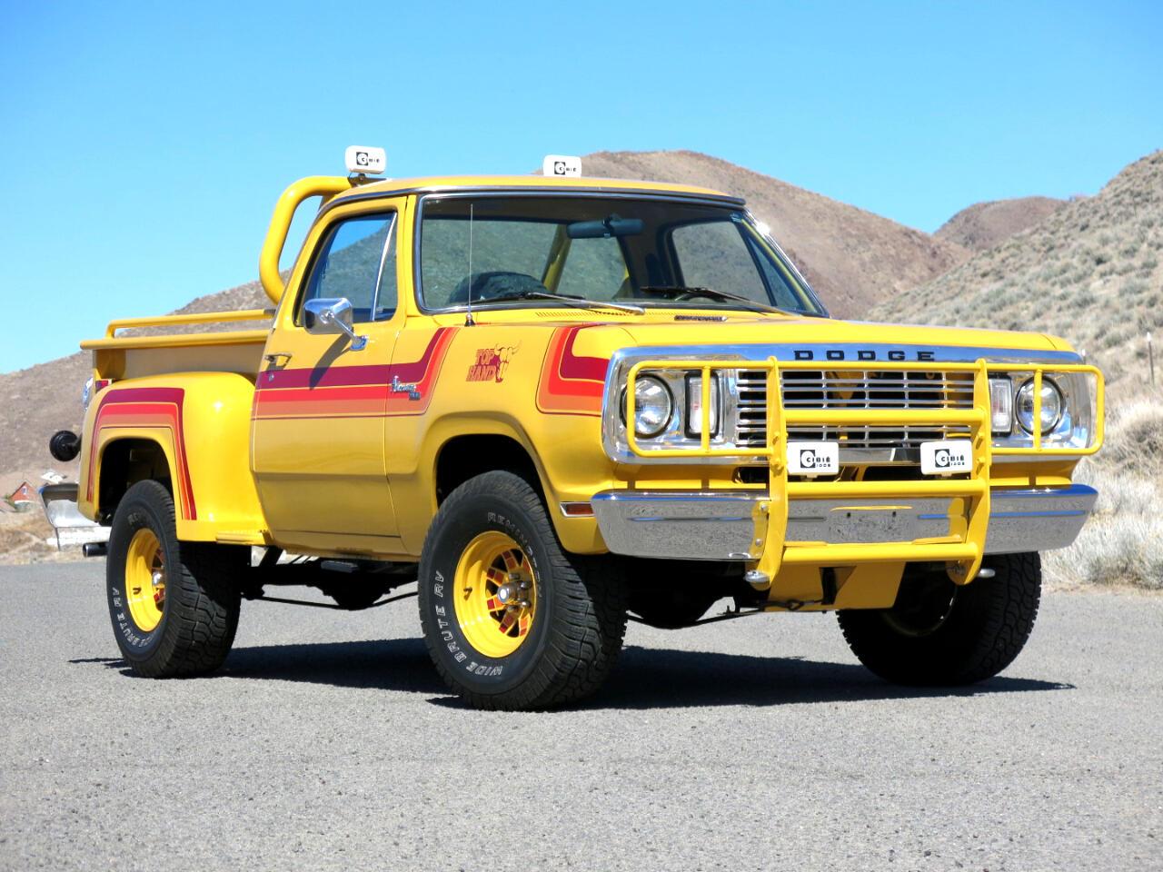 Dodge Power Wagon  1977