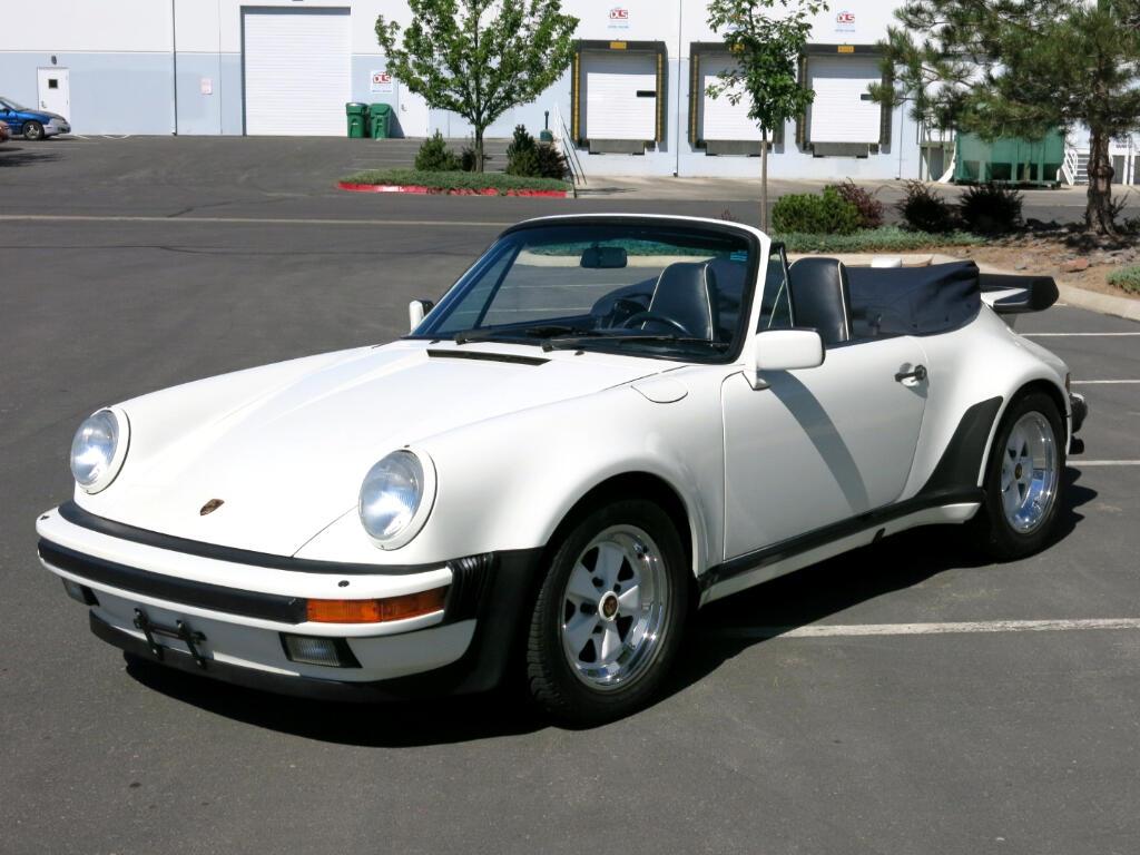 Porsche 930  1989