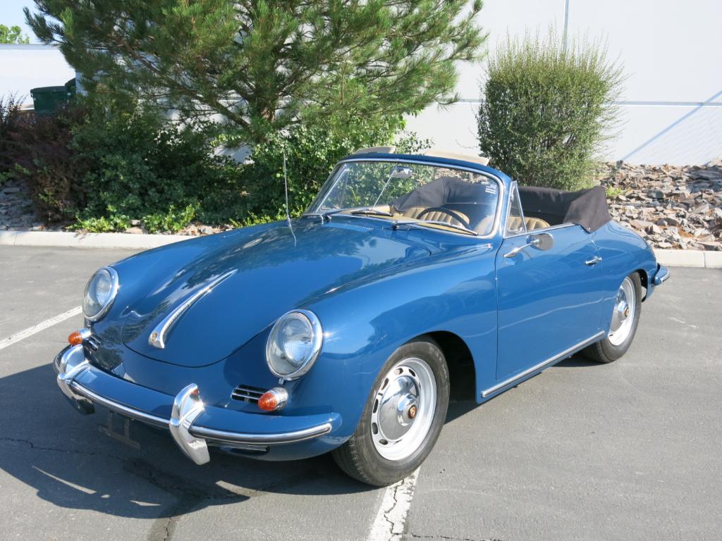 Porsche 356B  1962
