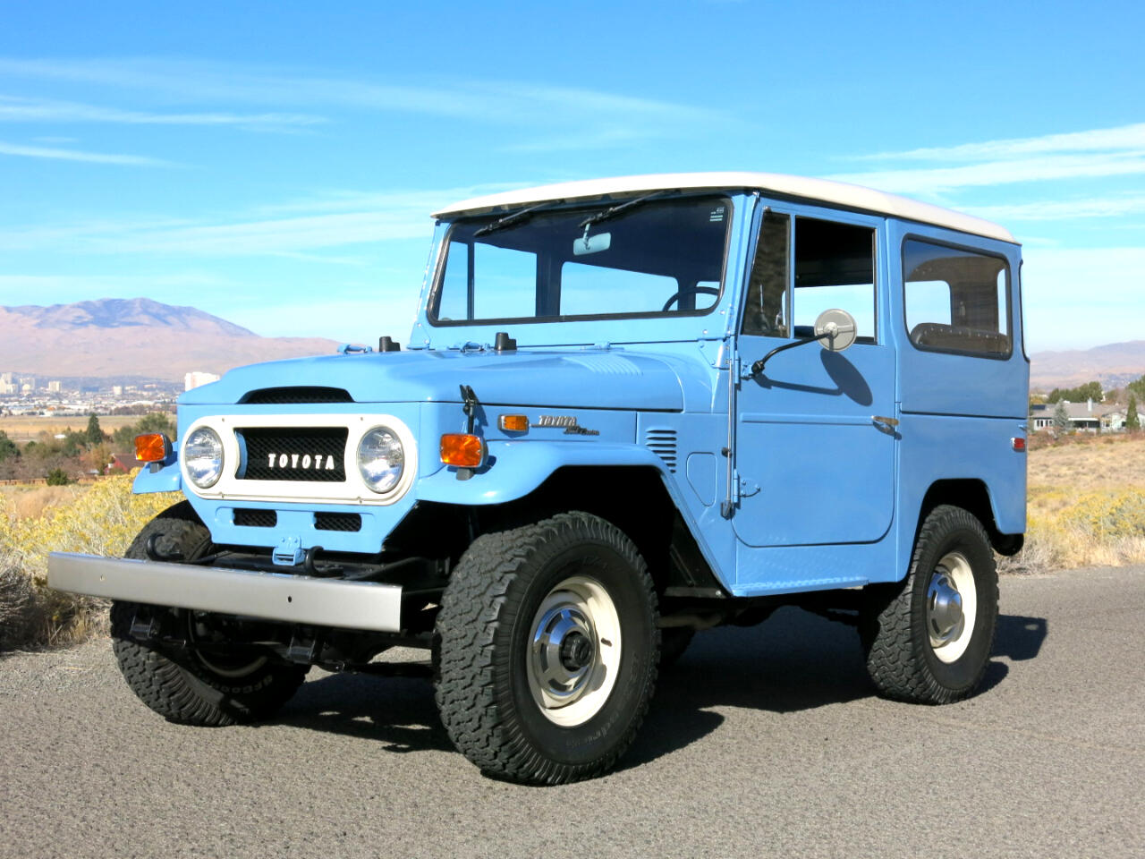 Toyota Land Cruiser  1972